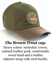 Mountain Stream cap